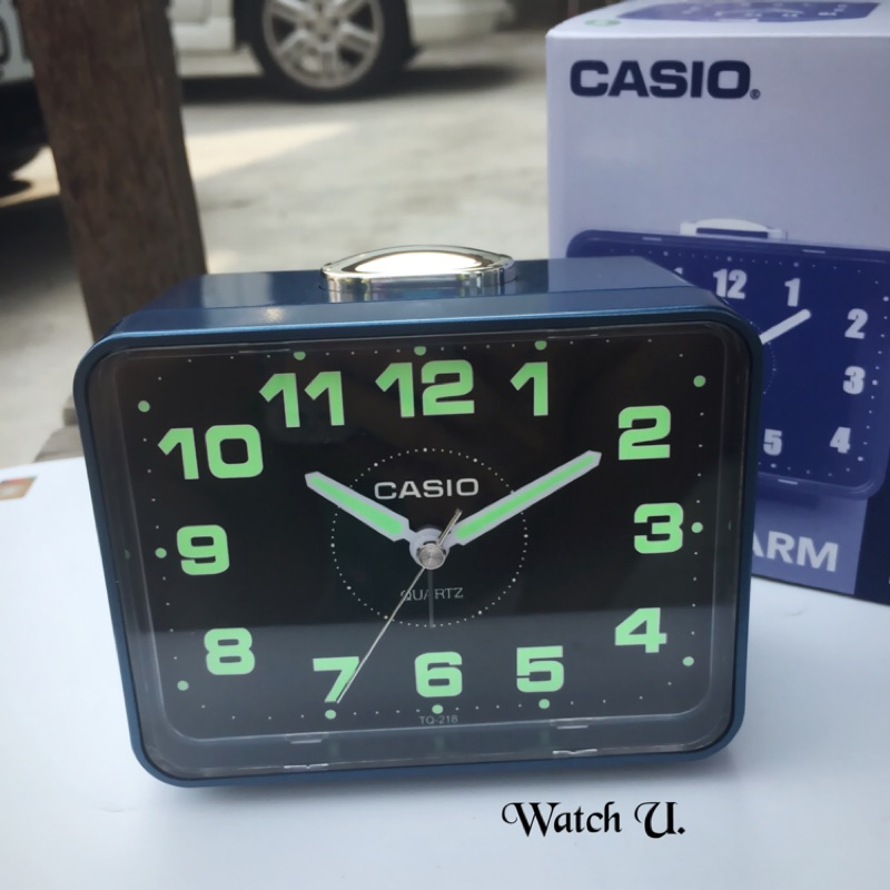CASIO 中型鬧鐘時鐘 貨