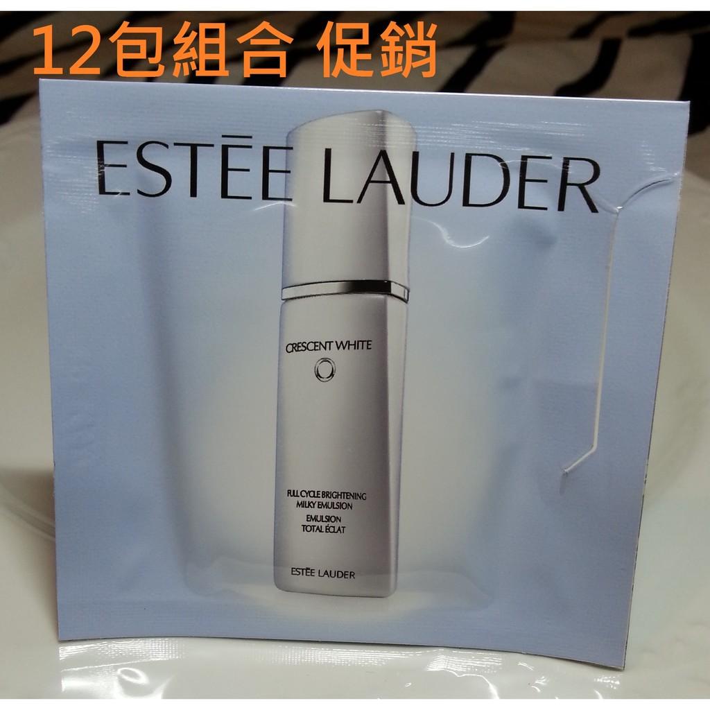 12 包 價ESTEE LAUDER 雅詩蘭黛極淨光透白修護水凝乳1 5ml 12 包 5
