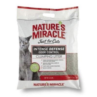 ~限定宅配~8in1 自然奇蹟天然酵素除臭凝結貓砂20LB 9 08kg 超強凝結力、強效