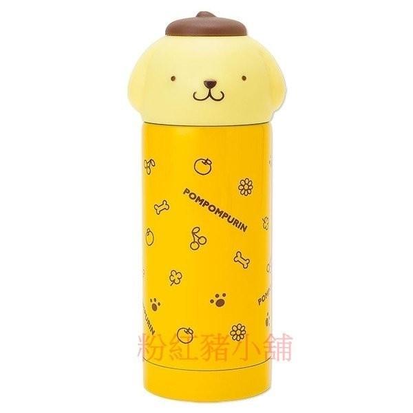 ~粉紅豬小舖~布丁狗㊣ 立體大頭不鏽鋼保溫保冷保溫杯隨手杯容量360ml
