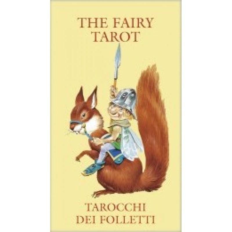 Reee King Tarot 小精靈迷你版Mini Tarot Fairy