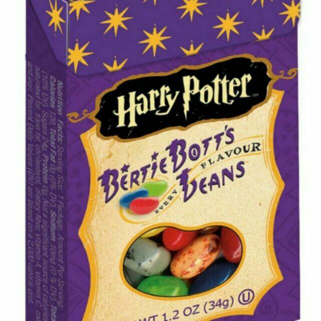 ~夢幻魔糖~ Harry Potter Bertie Bott s 全口味豆哈利波特整人糖