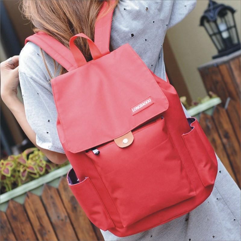 販售心罐子♥防潑水尼龍後背包側背包書包雙肩包可放A4 書本