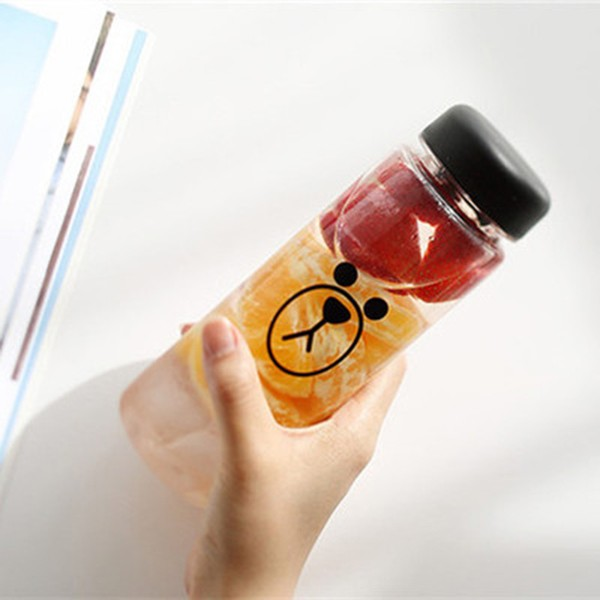 LINE 韓國ulzzang 水壺隨手杯my bottle 杯子EXO 燦烈同款熊大兔兔莎