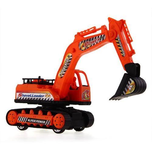 大號挖土機工程車模型仿真挖掘機AT003
