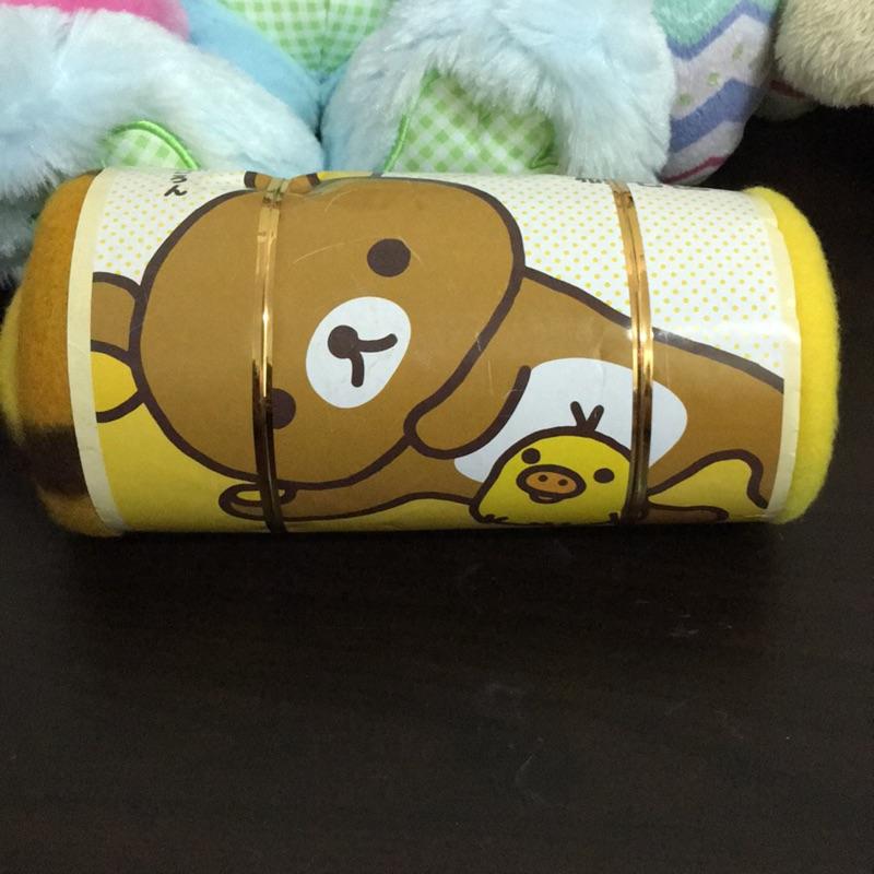 ~懶懶熊~拉拉熊發呆中刷毛毯懶人毯毛毯
