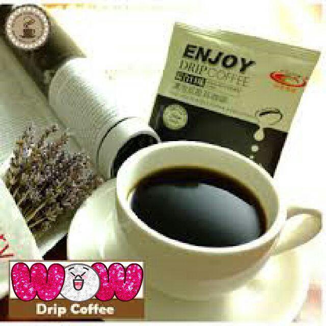 即享濾掛式咖啡綜合阿拉比卡口味袋裝 120 濾掛咖啡本 通過HALAL 清真 喔~即享咖啡