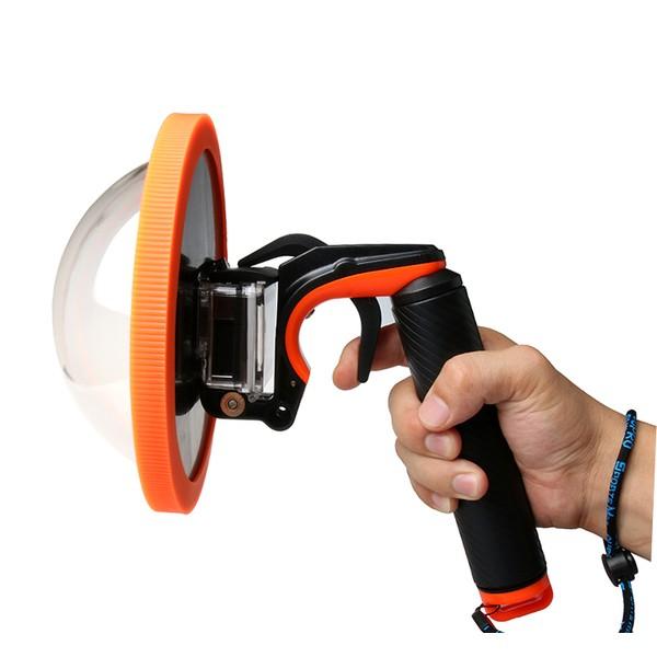 GoPro Hero 4 3 3 DOME 分水鏡半圓球 桿浮力棒防水殼水面鏡頭罩