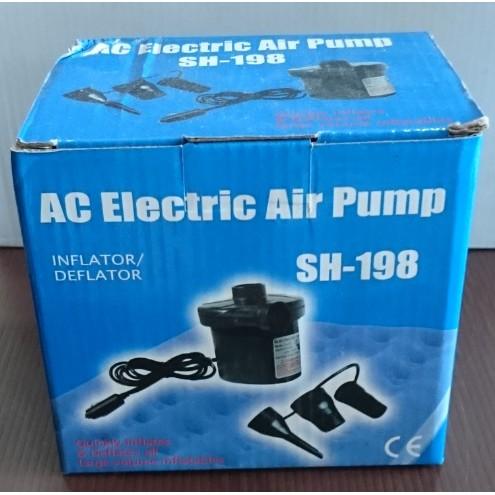 汽車點菸器充氣泵充氣泵車用充氣床墊泵車載充氣泵玩具充氣泵