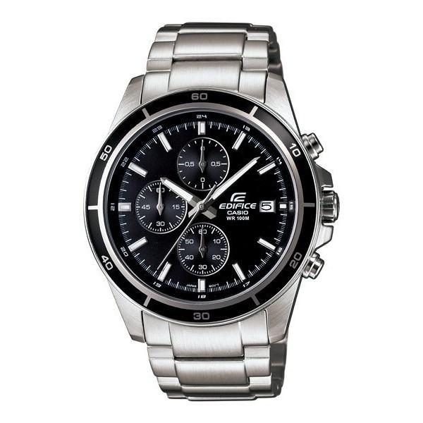 CASIO 卡西歐EDIFICE 簡潔精準的賽車錶 三針三圈 EFR 526D 1A EF