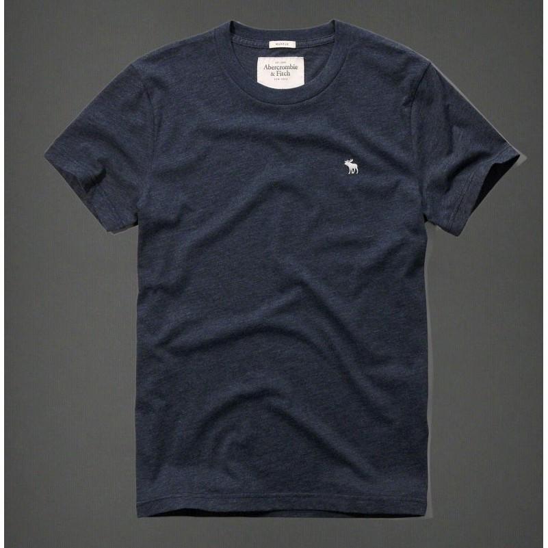 凱西 購美國正品Abercrombie Fitch A F HCO AF 麋鹿海鷗短袖深藍
