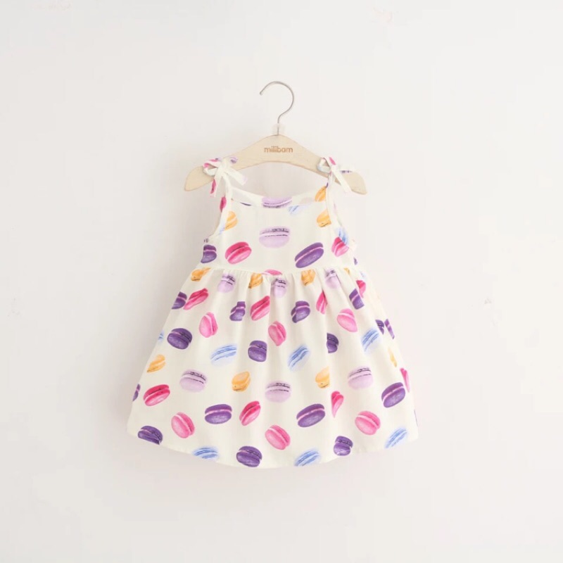 2016 寶寶 女 嬰幼兒童公主連衣裙子純棉背心裙嬰兒衣服