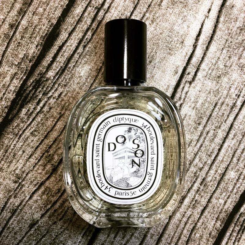 試香Diptyque 淡香水DOSON 杜桑晚香玉能跟Jo Malone 的晚香玉各有不同