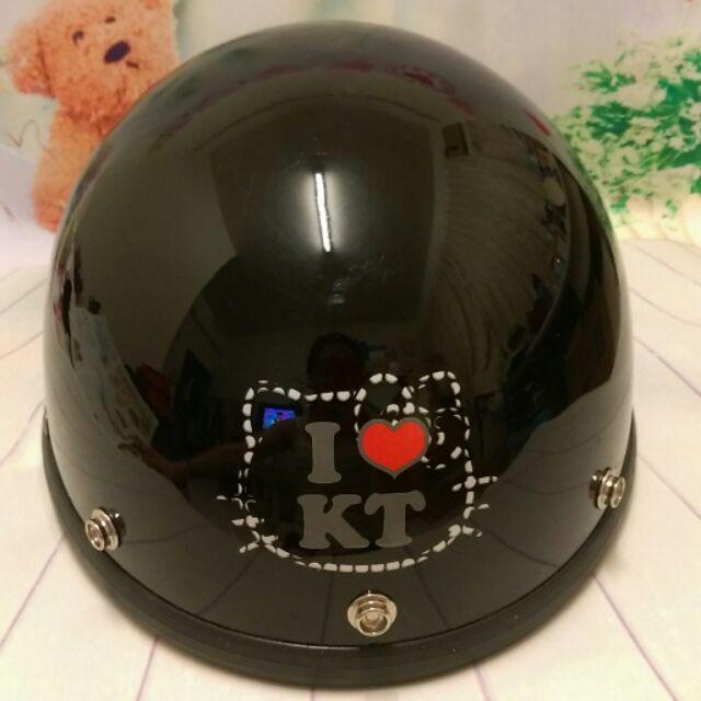 Hello Kitty 半罩式安全帽