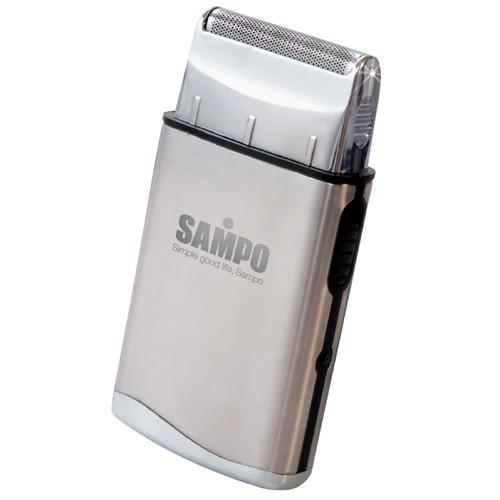 ◤隨貨附贈刀頭/網刀一組◢SAMPO 聲寶口袋型充電式刮鬍刀EA Z903L