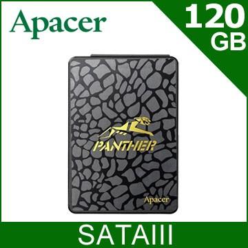 宇瞻Apacer AS340 120G 120GB SSD 3 年保非240G 威剛創見光