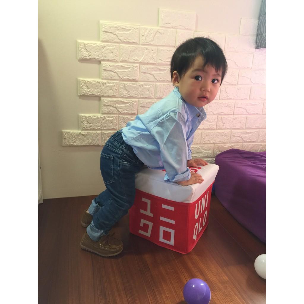 實拍寶寶純棉襯衫嬰兒男童長袖襯衣純色兒童白色上衣小童牛津