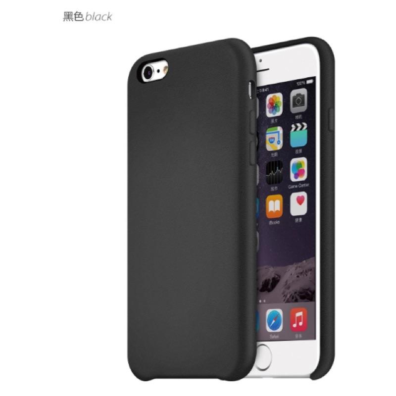 Iphone7 手機殼蘋果6 7plus5 5 手机皮套纯色官方同款