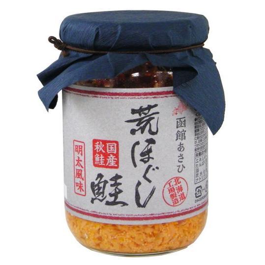 朝日鮭魚鬆荒鮭明太子140g 鮭魚鬆4901540407280