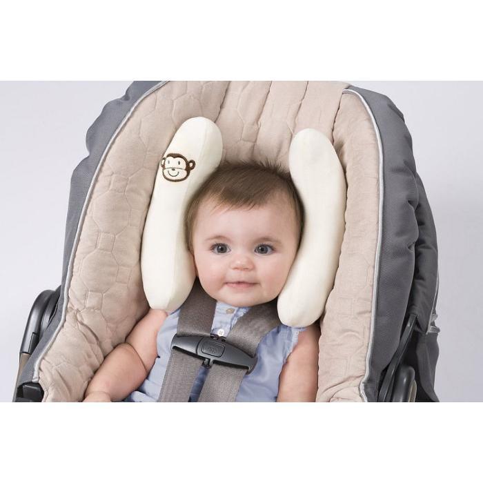 尾單貨美國Summer Infant 可調式寶寶頭部保護枕象牙白200 附禮袋Cradle