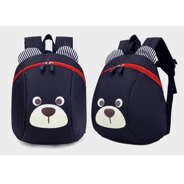幼兒小熊雙肩小書包兒童男女寶寶防走失丟失可愛卡通背包
