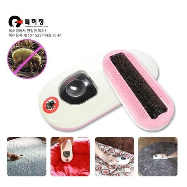 韓國GARISH 螨博士除螨清潔刷除螨蟲除螨機吸塵器