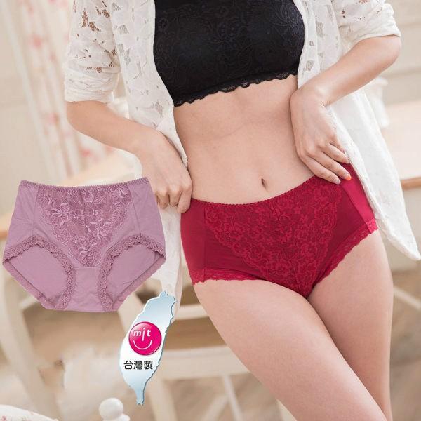 BonBon 蹦蹦內衣TW 製MIT M L XL 2XL 女內褲六色高腰蕾絲褲超彈力中高
