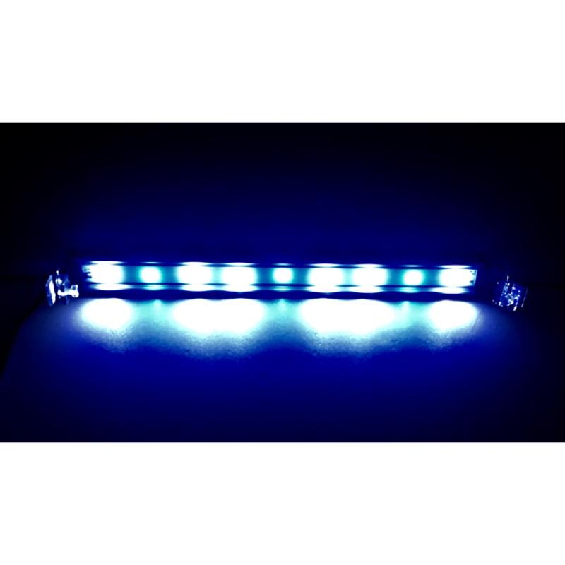 ► ISTA 伊士達高之光藍白LED 高亮度跨燈2 尺60cm 58cm 大燈泡水族魚缸照