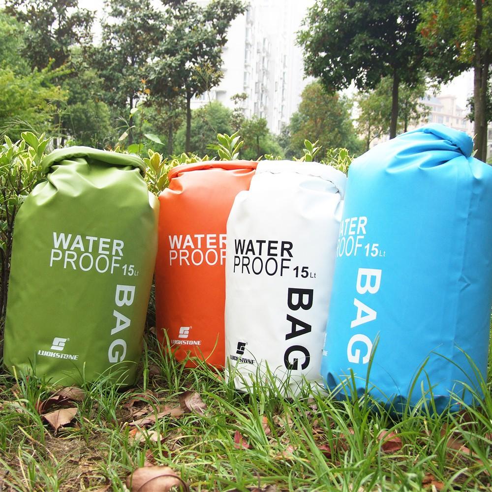 ~戶外 ~NH Naturehike 15 升超輕戶外防水袋溯溪漂流袋防水收納袋