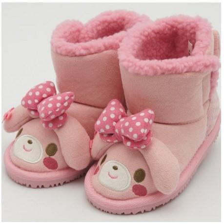 美樂蒂兒童雪靴