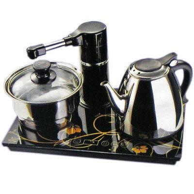 限宅配台熱牌自動補水觸控電茶壺泡茶組T 6369 T6369