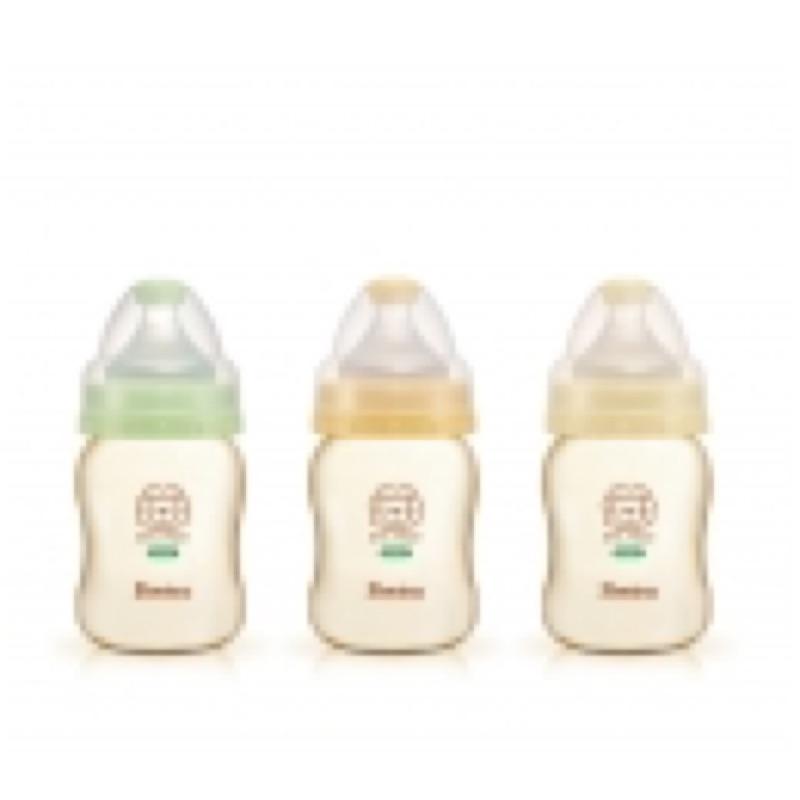 小獅王PPSU 寬口葫蘆小奶瓶200ml