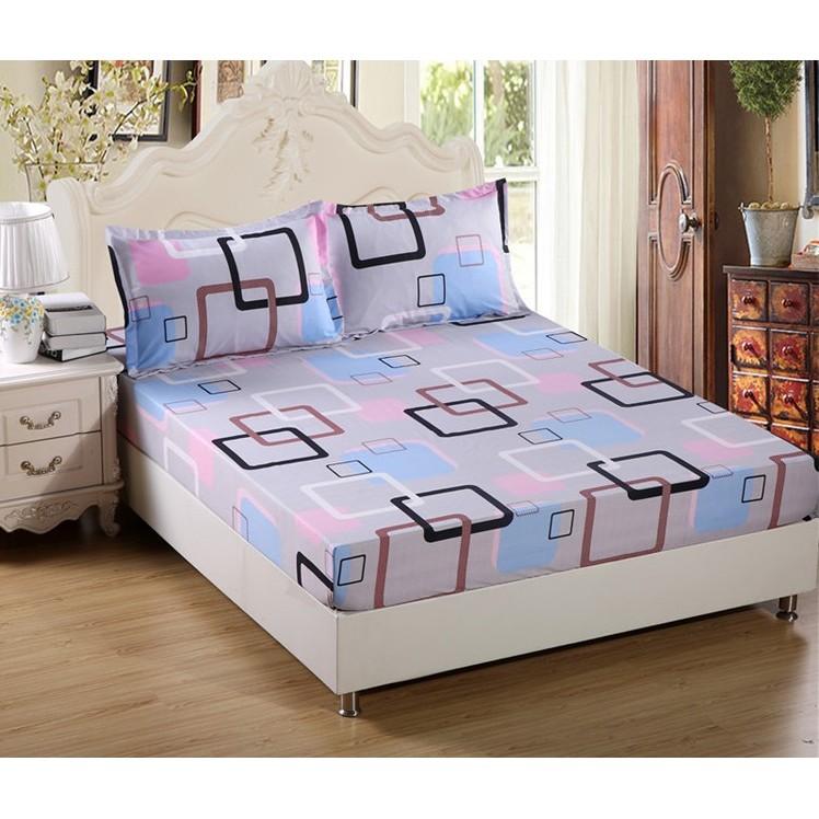~單人~床罩床單床包防滑床墊套枕頭套寢具用品彩雲閣