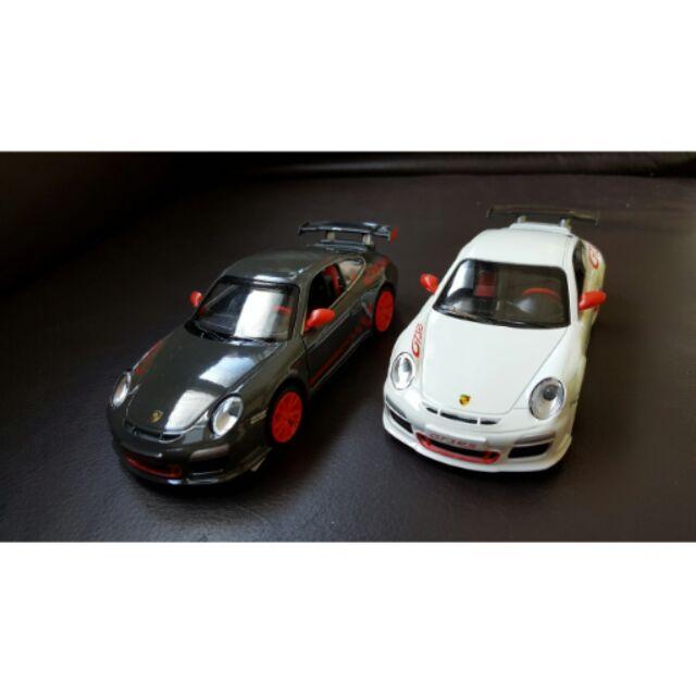 ~耶誕 三台699 ~1 32 聲光合金車31 PORSCHE 911 GT3 RS