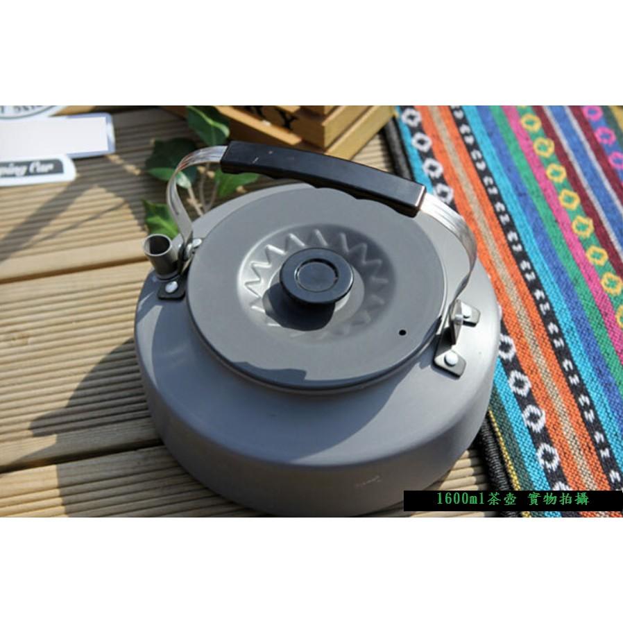 1 6L 超輕鋁合金茶壼咖啡壺開水壺燒水泡茶煮咖啡用壺登山露營附收納網袋