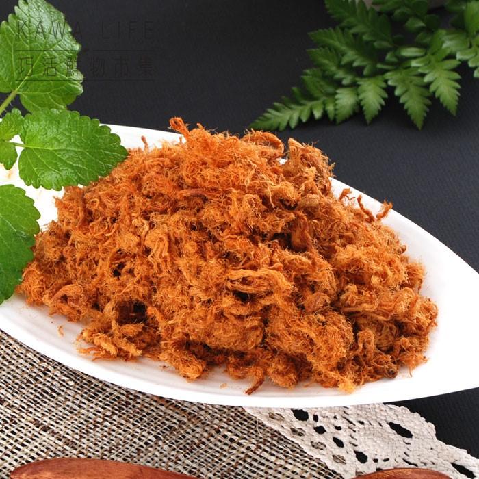 ~KAWA 巧活~能量豬酥饌肉鬆~原味3 罐~海苔3 罐㊝ 無藥殘無生長激素後腿肉製作