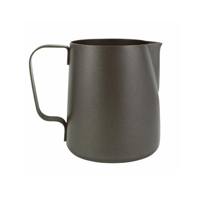 Driver 高 拉花杯550ml 尊爵灰1 2mm 等級厚料鋼材不沾塗層奶泡杯