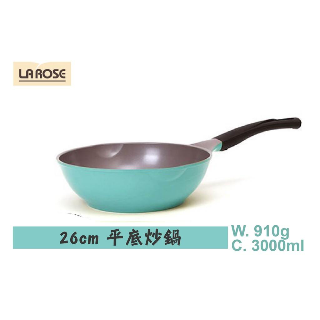 韓國CHEF TOPF 玫瑰鍋LA ROSE 炒鍋系列26cm 炒鍋無法 超取無包裝外盒