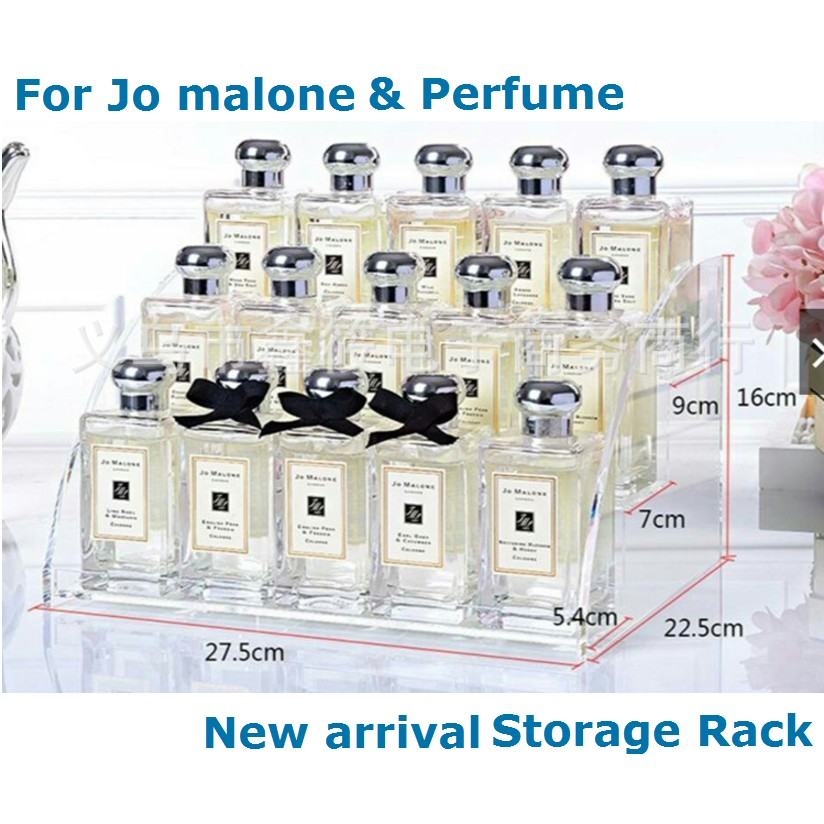 for Jo Malone 100ml 收納盒收納架收納櫃透明 收納香水收納美的像專櫃小香