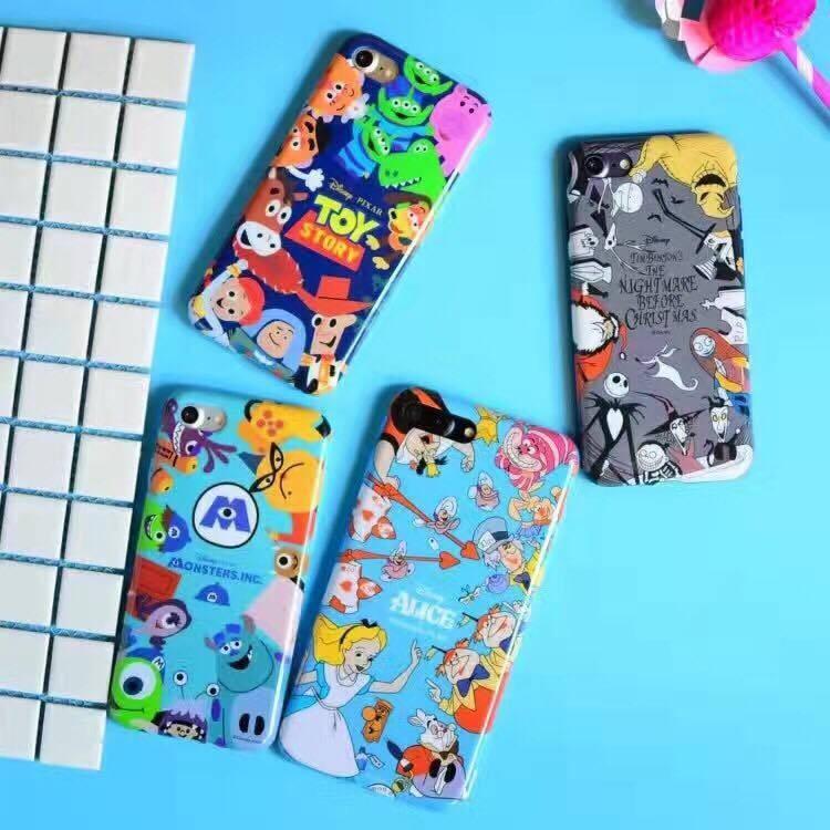 艾莉絲玩具總動員蘋果IMD 軟殼iPhone 6 s 6 s plus i7 7plus