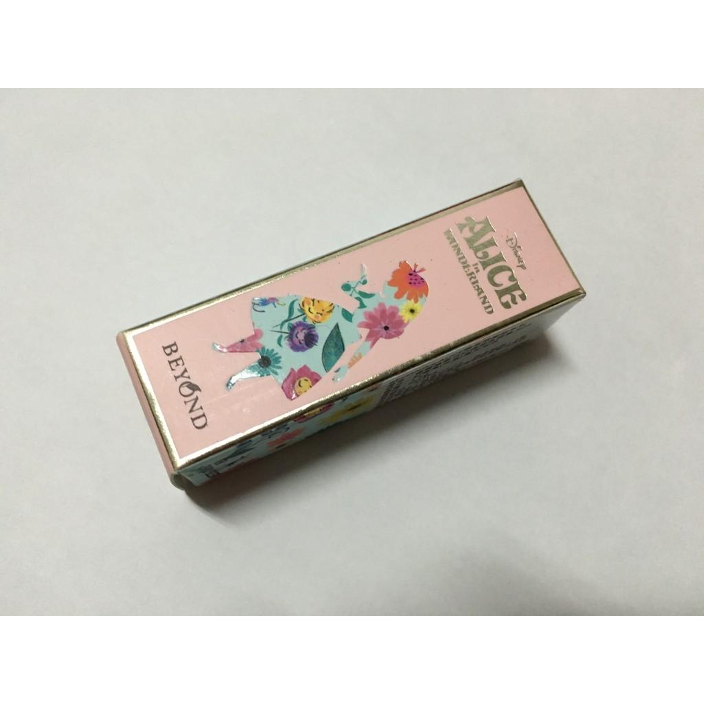 韓國BEYOND x ALICE 愛麗絲漾夏雙色綻放唇膏口紅04 蘋果瓊花 一個自購
