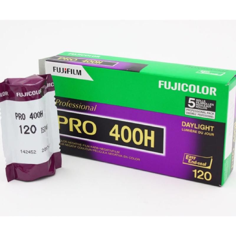 富士Fujifilm Pro 400H 120 彩色負片