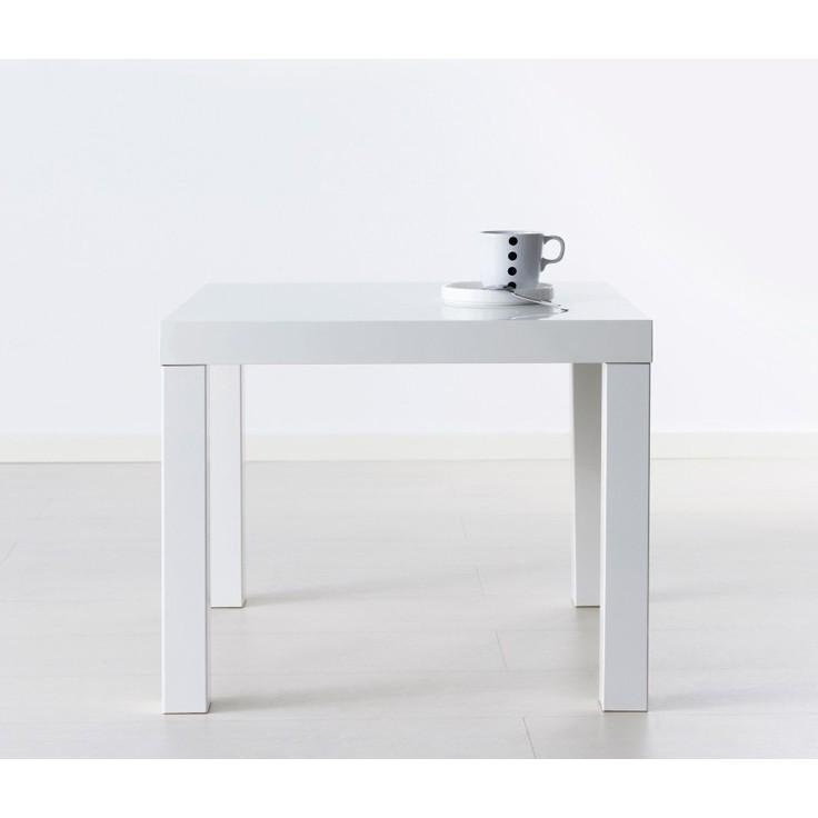 限用宅配~IKEA ~LACK 白色方桌小茶几床邊桌咖啡桌正方形桌子小桌子小方桌兒童桌