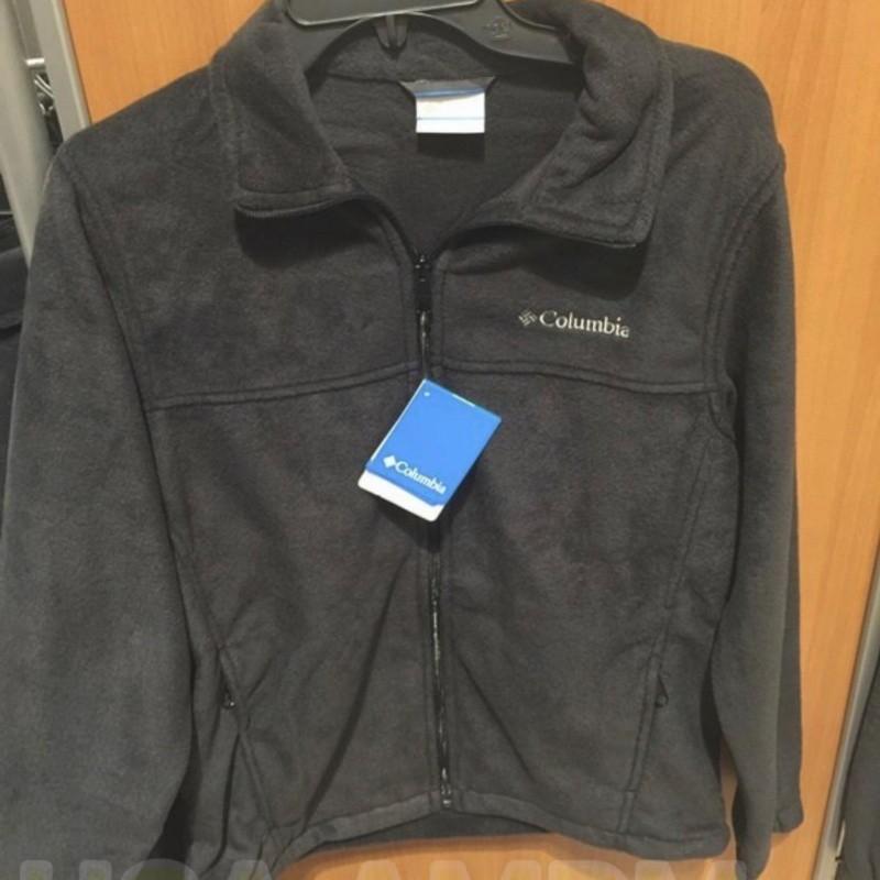 美國AMPM Columbia 哥倫比亞 男裝 絨面夾克絨服 XM6354