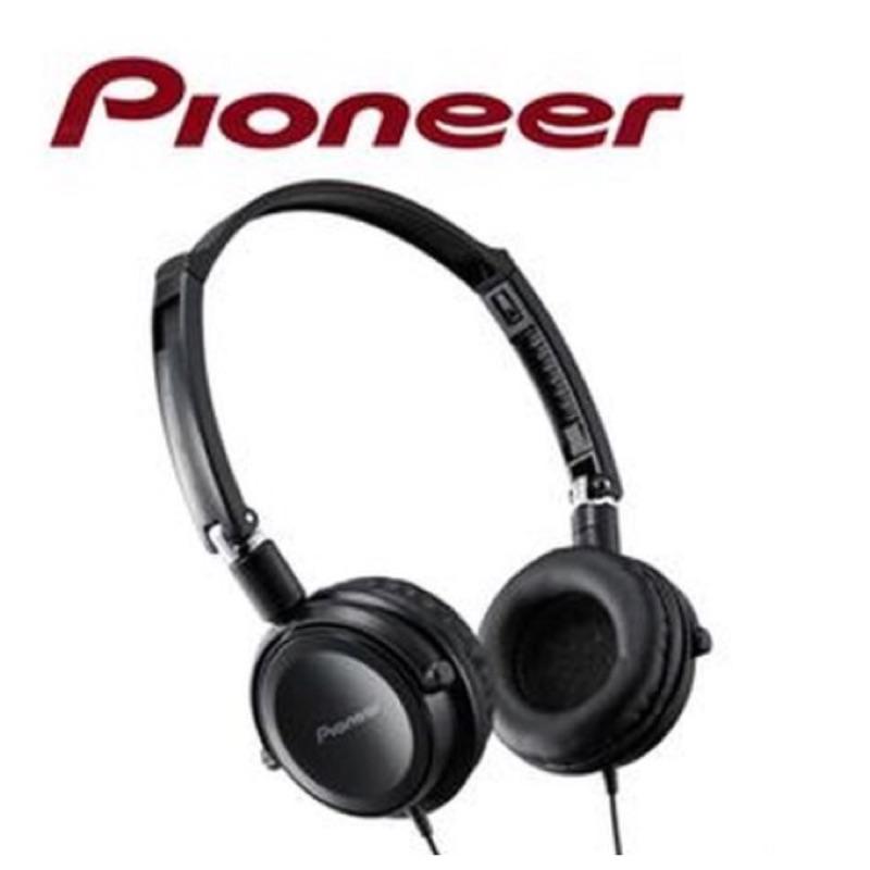 ~鐵熊媽咪~Pioneer 先鋒SE MJ511 K 繽紛耳罩式耳機黑色~ 未拆封,倒數8