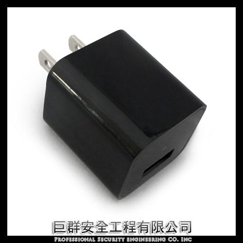 內建32GB 1080P USB 插頭針孔攝影機充電頭針孔充 針孔變壓器針孔蒐證密錄器隱藏