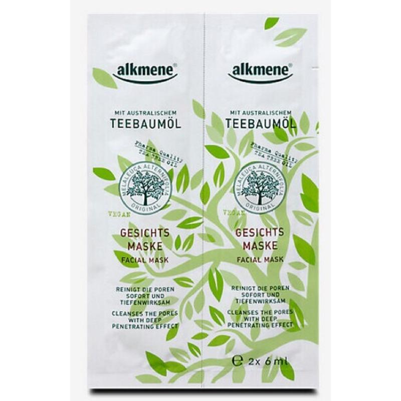 alkmene 茶樹精油面膜