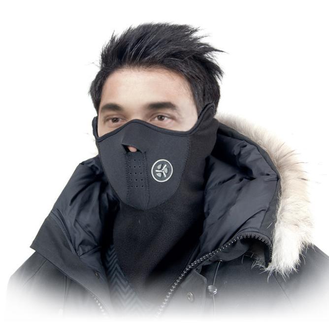 騎行口罩防風保暖面罩不挑色