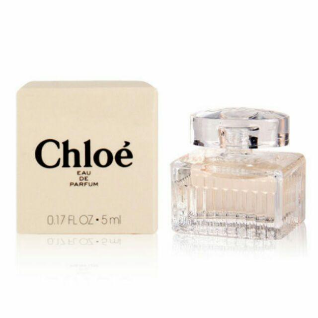Chloe 同名女性淡香水5ml ~七三七香水 坊~