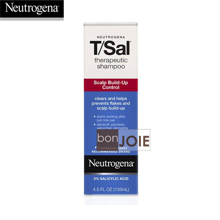 露得清 Neutrogena T/Sal 133 mL 洗髮精 T-Sal 4.5 oz ( T/Gel 系列產品)